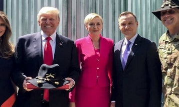 Here's What We Actually Know About Plans For A 'Fort Trump' In Poland