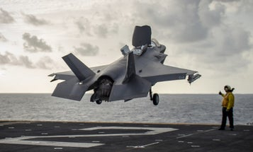 The Pentagon Is Finally Ready To Send The F-35 Into Combat