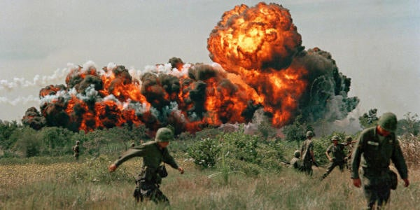 What Happens When You Gotta Go In The Middle Of A Viet Cong Assault