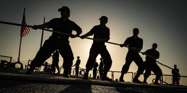 Sailors Who Can't Deploy Will Now Face Administrative Separation
