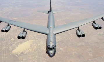 The US Sent B-52 Bombers Tearing Through The South China Sea Twice This Week