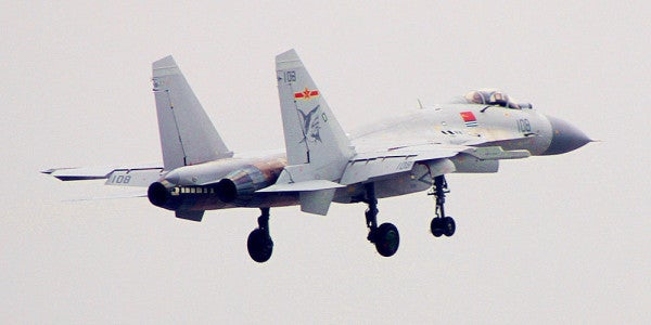 Russia Is Mocking China For Screwing Up The Fighter Jet They Stole