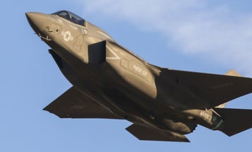 The F-35 Ended A Banner Week With Its First Crash In Its 17-Year History