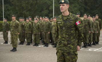 You Can Now Grow A Beard And Get Stoned AF In The Canadian Military