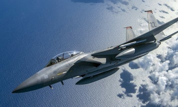 The Pentagon Wants To Buy A Dozen F-15X Fighters The Air Force Doesn't Even Want