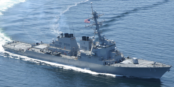 US Destroyer Challenges China In The South China Sea Amid Growing Tensions