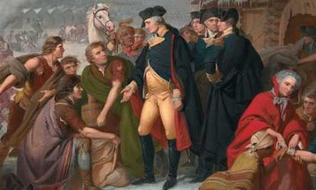 5 Little-Known Facts About Washington And That Winter In Valley Forge