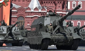 It Looks Like Russia's 'Massive' Military Exercise Wasn't So Massive After All