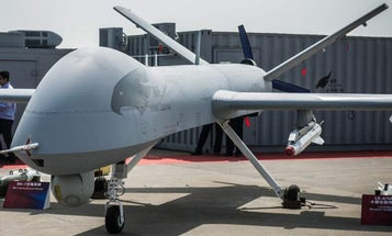 China's Armed Drones Are Increasingly Doing Battle Across The Middle East