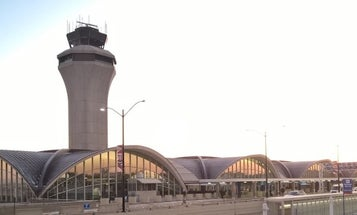 A Former Marine Considers Dickens And White Privilege At The St. Louis Airport