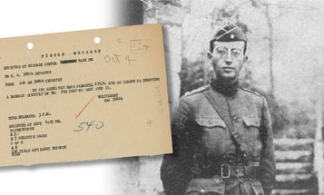 'For Heavens Sake Stop It': How A WWI Army Officer Stopped Friendly Fire From Hitting His Men