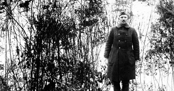 The Story Of Sgt. York, The Man Who Killed Or Captured More Than 100 Germans In A Single WWI Battle