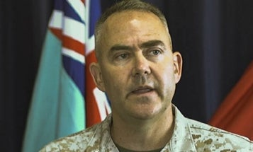 The Colonel In Charge Of Marines In Australia Pleads Guilty To Drunk Driving