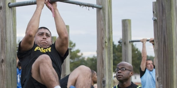 Army Chief Tells Soldiers To Get Fit Or Get Out