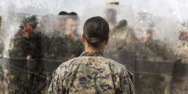 How The Marine Corps Could Lead The Way In Military Gender Integration