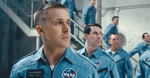 Vets Can See The 'First Man' Film For Free — Here's How To Get Tickets