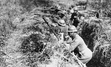 Experts To Review Whether Racism Robbed WWI Troops Of The Medal Of Honor