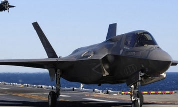 From 1st Combat Strike To 1st Crash: It's Been A Chaotic Month For The F-35