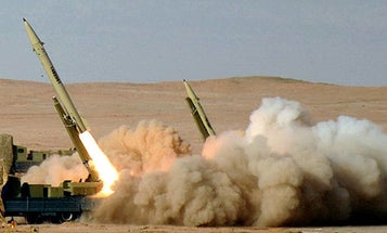 Iran's Missiles Are a Clear Threat. Here's How America's Allies Are Responding.