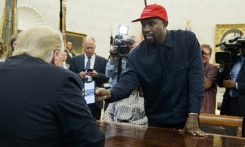 Air Force Won't Say Whether It Will Replace Air Force One With Kanye's Hydrogen-Powered iPlane