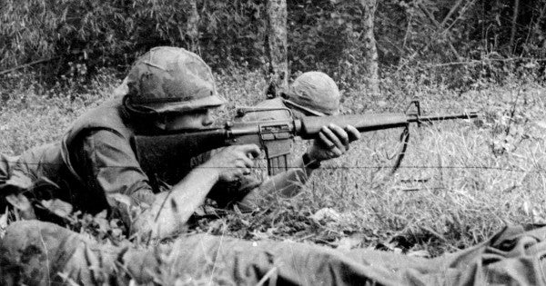 A Vietnam Vet's Reflections: 'When I Think'