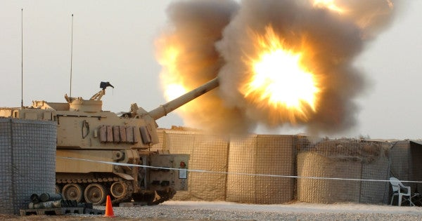The Army Thinks It Can Eventually Fire Artillery At Enemies 1,000 Miles Away