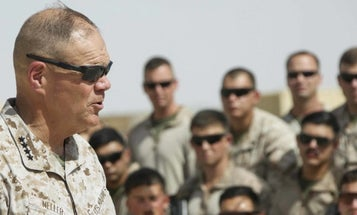 Marine Commandant On Female Infantry: 'You're A Marine, Do Your Job'