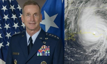 Air Force General Really Wants To Go Fight All These Damn Hurricanes