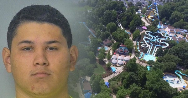Sailor Accused Of Getting Drunk And Streaking Around Amusement Park
