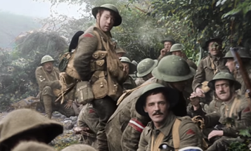 Peter Jackson's New Documentary Shows World War I As You've Never Seen It Before