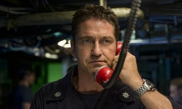 Actor Gerard Butler Has Given More Pentagon Briefings In The Past 5 Months Than The DoD's Spokeswoman