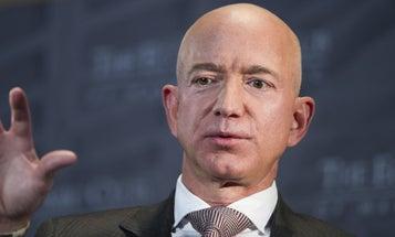 Jeff Bezos: Big Tech Companies Shouldn't 'Turn Their Back' On The Pentagon