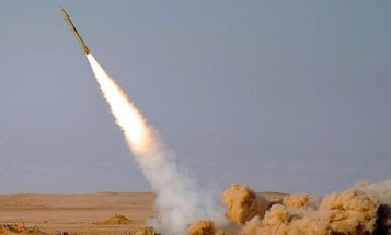Iran's Extended Ballistic Missile Range Is A Shot Across The Bow To The US Navy