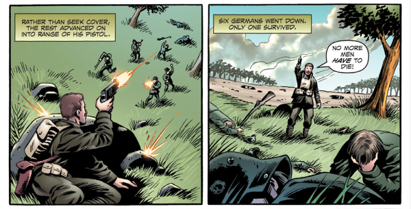 New Graphic Novel Series Recounts The Heroics Of Legendary Army Medal Of Honor Recipients