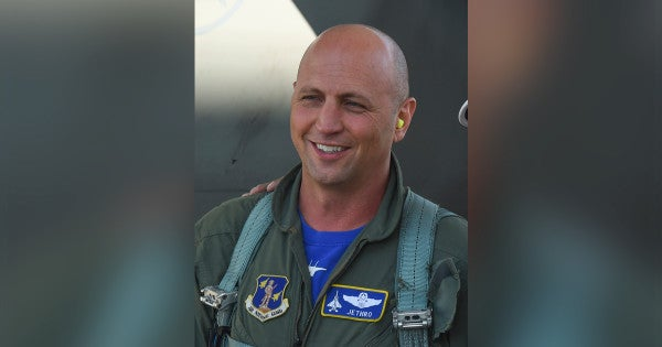 Air Force Identifies US Pilot Who Died In Ukraine Fighter Crash