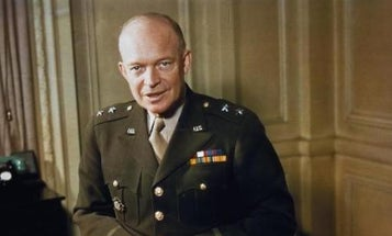 Eisenhower On 'Leading From Within' And The Art Of Collaborative Leadership