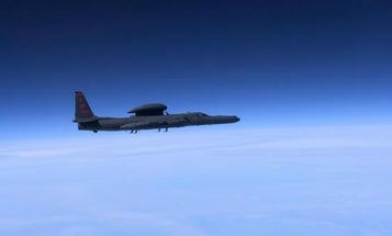 The CIA Had A Top-Secret Manual To Help U-2 Pilots Avoid Crapping Their Pants At 70,000 Feet
