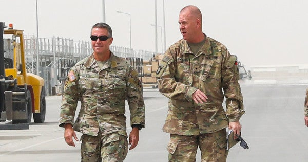 An American General Was Wounded During The Insider Attack In Kandahar