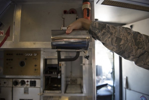 Air Force Stops Ordering $1,280 Coffee Cups
