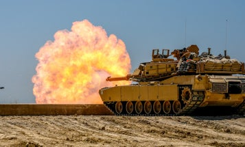 How Javelin-Armed Robots Could Render The Tank Obsolete