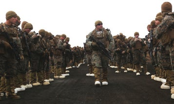 50,000 Troops Are Prepping For NATO's Biggest Show Of Force Since The Cold War