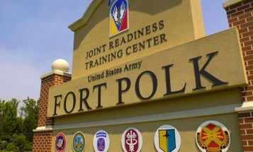 Fort Polk Soldier Allegedly Killed His Wife And Drove Around With Her Body In The Trunk