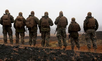 There Are Already Casualties In NATO's Largest Military Exercise Since The Cold War