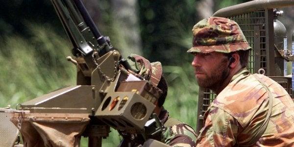 The British SAS Is Opening Its Elite Ranks To Women