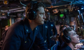 Naval Action Flick 'Hunter Killer' Is Pretty Much 'Olympus Has Fallen' On A Submarine