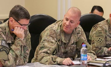 The US General Wounded During The Kandahar Insider Attack Has Been Evacuated To Walter Reed