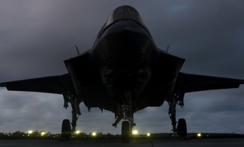 Marine F-35s Grounded Again As Yet Another Frickin' Thing Needs To Be Replaced