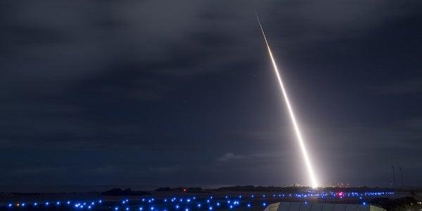 Navy Destroys Ballistic Missile Target In Second Successful Interceptor Test