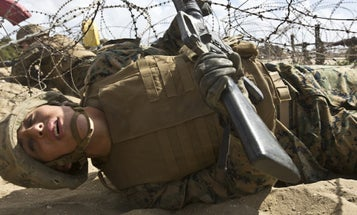 These Are The Disgusting Conditions That Hospitalized 29 Recruits At A Marine Corps Boot Camp