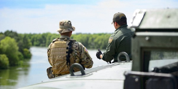 The Pentagon Isn't Sure How Many Additional Troops Are Headed To The US-Mexico Border